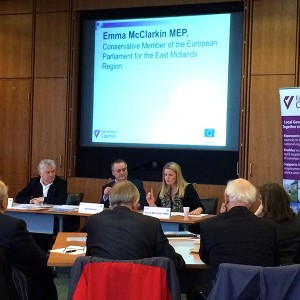 Emma's speech to the East Midlands Council meeting at Nottingham County Council