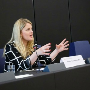 Emma speaking at British Chambers (June 2015)