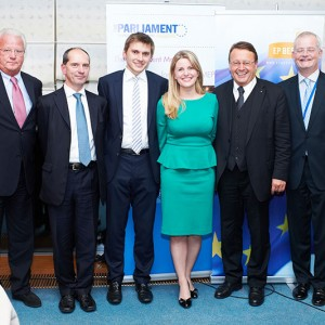 Emma-speaking-at-the-European-Parliament-Beer-Club-Reception-3