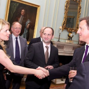 Emma-with-PM-Cameron