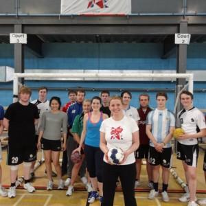 Handball in Lincolnshire 2