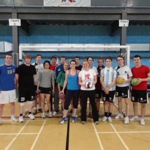 Handball in Lincolnshire