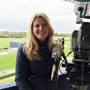 Emma at Leicester Racecourse (October 2015)