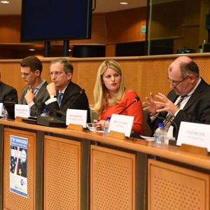TTIP Hearing on the Benefits for SMEs with US Ambassador Anthony Gardner