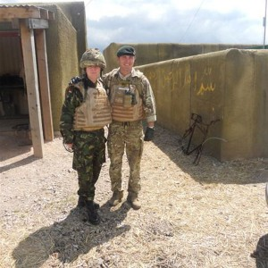 Thetford-Training-with-Army2
