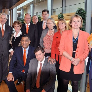 To mark the International Day for the Elimination of Violence Against Women, the parliament will adopt a resolution and many ECR MEPs will wear orange, which is the colour of the campaign.