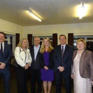 With Gedling Conservatives