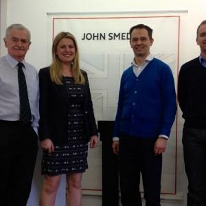 With John MacLean, Ian MacLean and Jamie Tunnicliffe