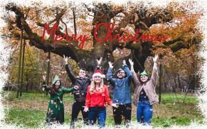 Emma McClarkin - Christmas Card front 2018